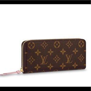 Brand New Louis Vuitton Clémence Wallet